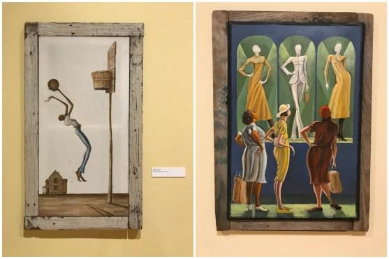 Culturetype.com: Ernie Barnes Family Trust, Photos by Victoria L. Valentine