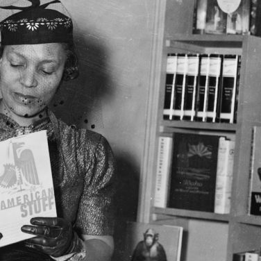 Zora Neale Hurston, PhotQuest/Getty Images (history.com)