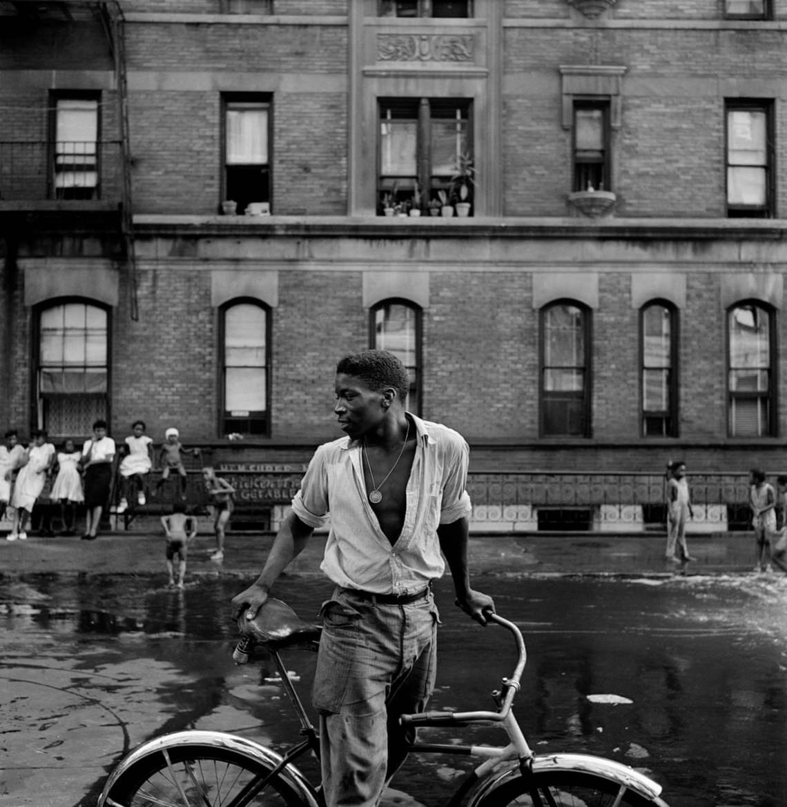 Harlem New York 1948