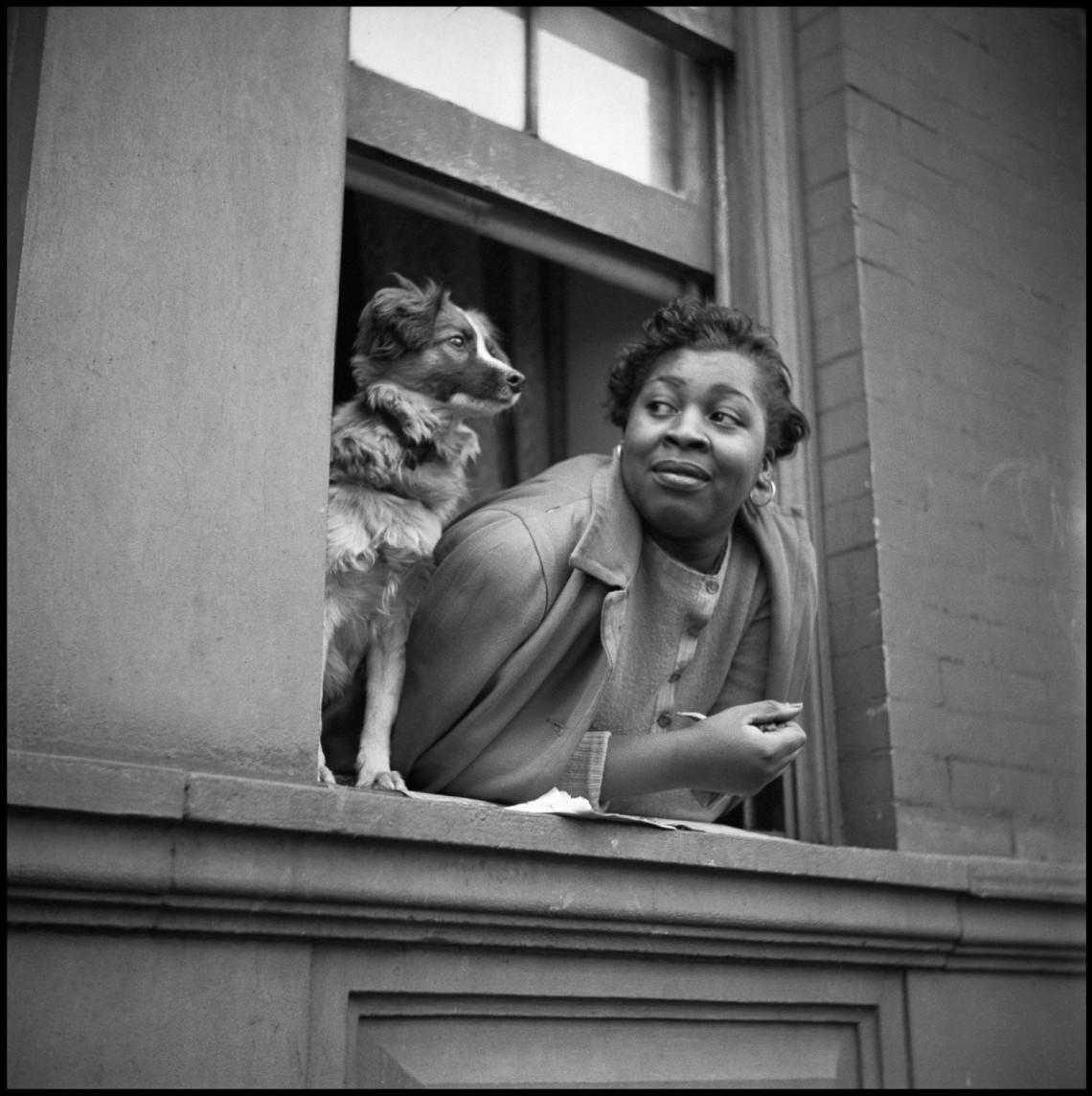 Harlem NY 1943