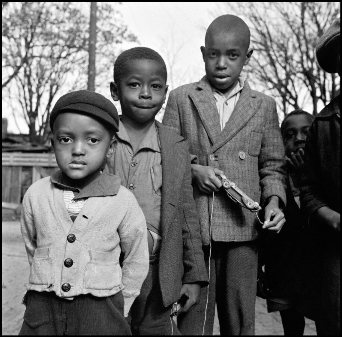 Neighborhood Children 1942