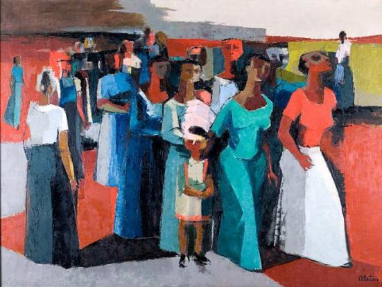 Charles Alston art